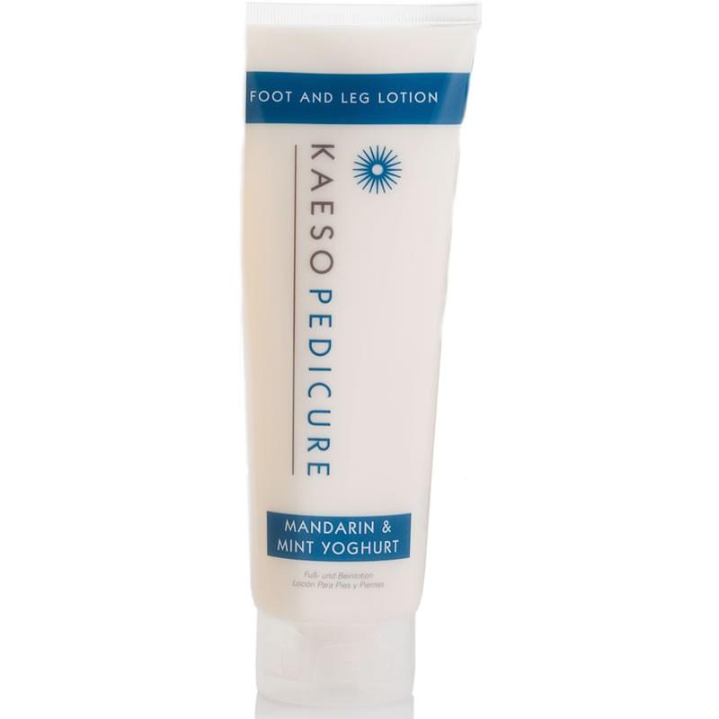Kaeso Mandarin Mint Yoghurt Foot Leg Lotion Sore Feet Legs Pedicure 250/495ML