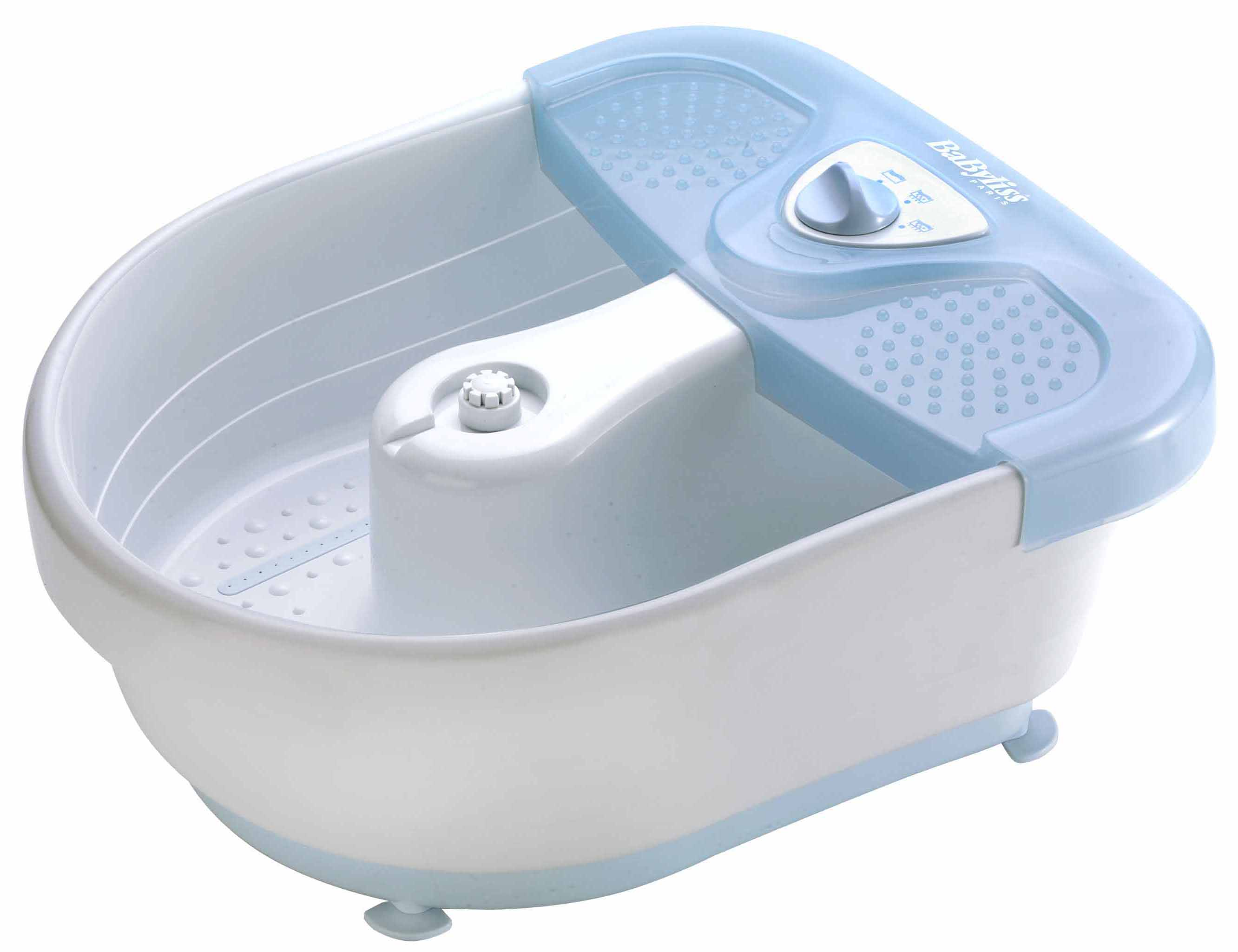 Babyliss Professional Foot Spa Pedicure Hydro Massage Heat Bubbles  #4A6681