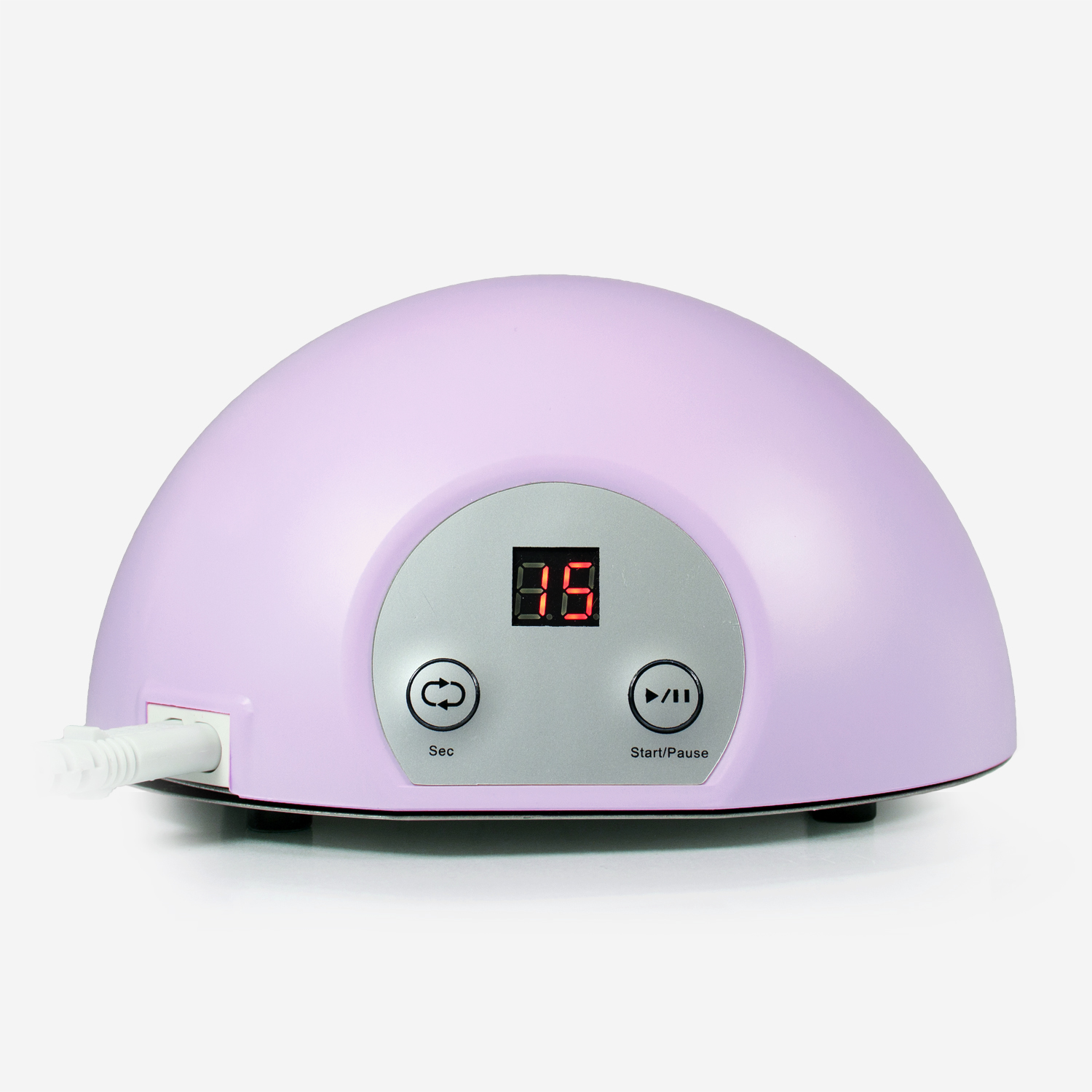 Mylee Led Nail Lamp Limited Edition Pastel 12w With Timer