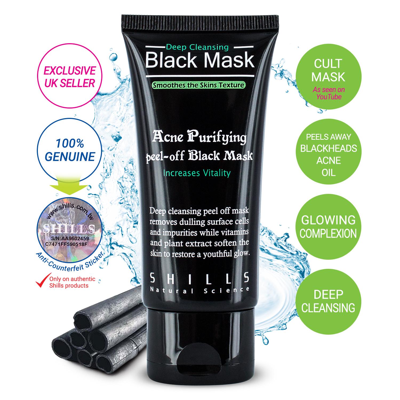 Le masque pour le nez et la personne la noire
