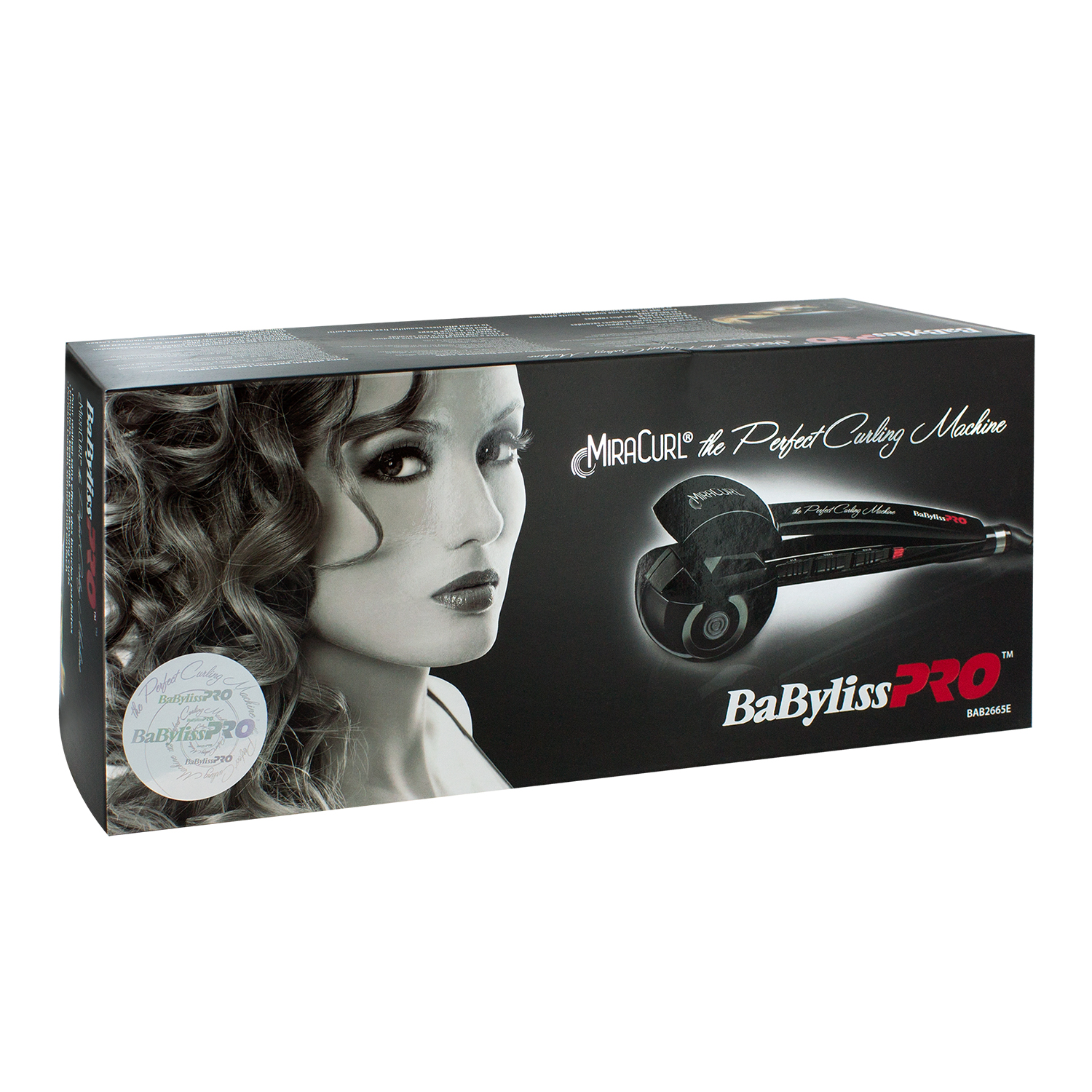 Babyliss Pro Miracurl Professional Hair Curler Curling