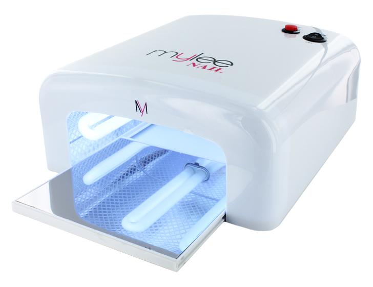Mylee 36w Uv Lamp Gel Polish Curing Nail Art Dryer With